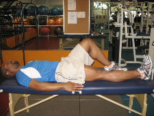 physcial therapy knee exercises
